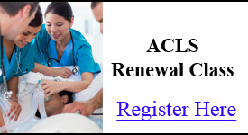ACLS Renew Class | Advanced Cardiac Life Support, OH