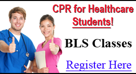 BLS for Healthcare Students, Cincinnati Local Classes