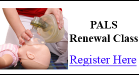 PALS Renew Course | Pediatric Advanced Life Support