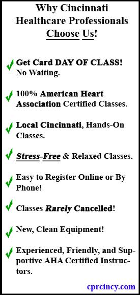 cpr cincinnati | bls, acls & pals classes | cpr certification