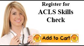 ACLS Skills Session, Cincinnati