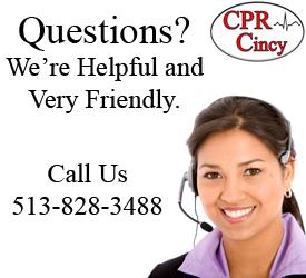 Contact CPR Cincinnati