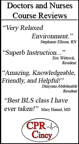 CPR Cincy Class Reviews