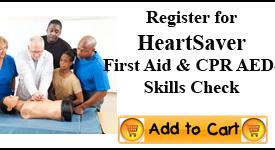 CPR First Aid Skills Session Cincinnati