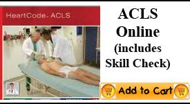 Online ACLS class